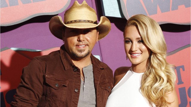 Jason Aldean and Wife Brittany Kerr Announce They Are Expecting!