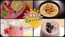 Summer Special Recipes ,  Summer Recipes Indian ,  Summer Special Drinks ,  Summer Compilation