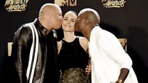 MTV Movie And TV Awards 2017 - Vin Diesel & Tyrese Gibson Kiss Jordana Brewster | Hollywood Buzz