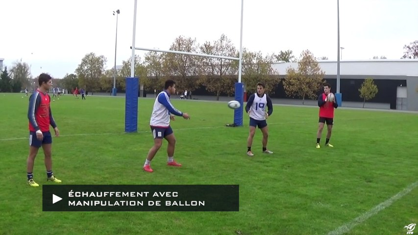 Echauffement : exemples d'exercices