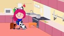 Smarta'nın sihirli çantası - Eğitici çocuk çizgi filmi. Bölüm 4 - Smarta yemek yapıyor. - YouTube