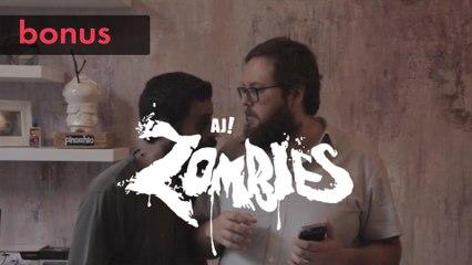 AJ ZOMBIES | Interview | STUDIO+