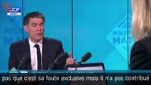 «Le PS est mort» : Olivier Faure très sévère avec la déclaration de Valls