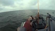 Vladimir Putin sends three RusVladimir Putin sends three Russian warships into Nato waters after US vessel arrives in Ba