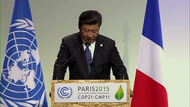 China's Xi demands developed nations pay for climatweqwe234ion