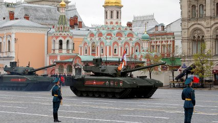 Russia: Victory day
