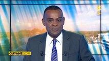 Reportage de ma nièce Alice pour 1ère Guyane Soir - Natation, challenge Christian Coton-Pelage