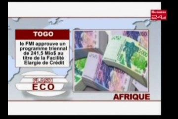 Flash Eco - Afrique - Edition du Mardi 09 mai 2017