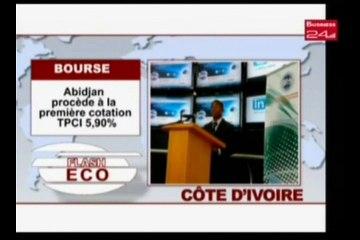 Flash Eco Cote d'Ivoire Edition du Mardi 09 mai 2017
