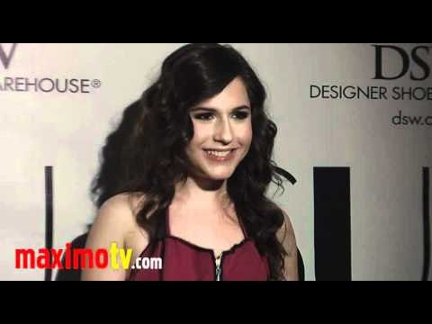 ERIN SANDERS at Supermodels Unlimited Magazine 10th Anniversary Party