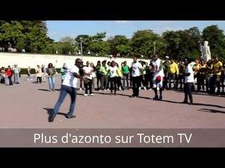 Freestyle Azonto Paris (non-officiel)