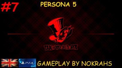 """""""Persona 5"""" """"PS4"""" - """"Gameplay"""" (7)"""