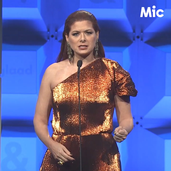Debra Messing just told Ivanka Trump to do something [Mic Archives]
