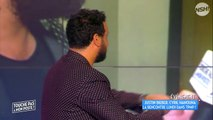 Cyril Hanouna - TPMP : il se retrouve torse nu face à Justin Bieber