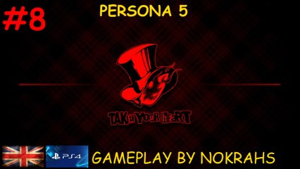 """""""Persona 5"""" """"PS4"""" - """"Gameplay"""" (8)"""