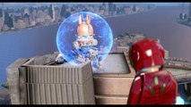 Thor vs Loki - Fight Scene - The Avengers  Movie - LEGO Marvel's Avengers