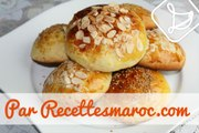 Brioches Moelleuses à l'Orange - Moist Orange Flavored Brioche - بريوش بالبرتقال رائعين
