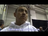 """DON VARGAS HUMBLED BUT """"PROUD"""" OF SON JESSIE VARGAS """"THANK YOU"""" MAYWEATHER, SENDS MESSAGE"""