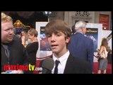 "Sean Michael Cunningham Interview at ""Secretariat"" Premiere September 30, 2010"