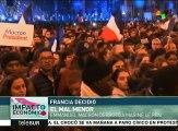 Francia: Emmanuel Macron apoyó la reforma laboral de Hollande