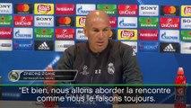 """Demies - Zidane : """"Donner le maximum"""""""