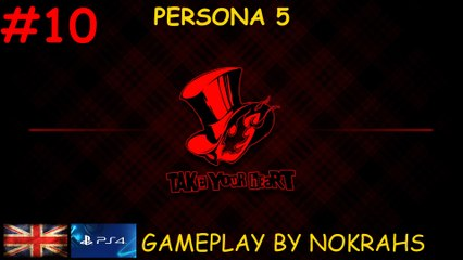 """""""Persona 5"""" """"PS4"""" - """"Gameplay"""" (10)"""
