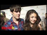 SARAH HYLAND & MATT PROKOP at XBOX 360 Launch of HALO: REACH