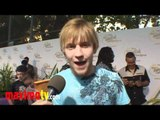 """Jason Dolley Interview  at """"Tinker Bell And The Great Fairy Rescue"""" Screening"""