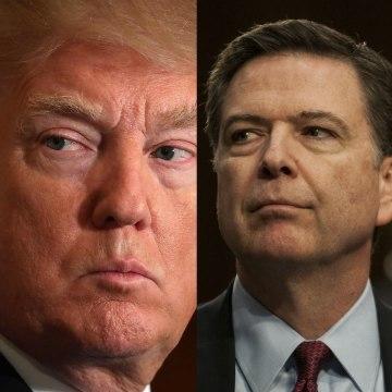 Breaking: Trump fires FBI Director James Comey. [Mic Archives]