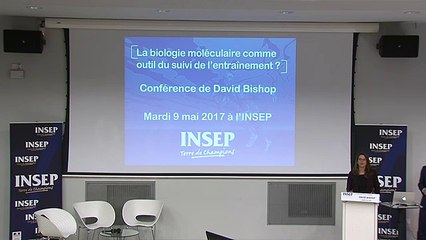 Conférence David Bishop - La biologie moléculaire