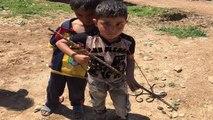 Crianças são as maiores vítimas da guerra contra o Estado Islâmico no Iraque