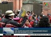 Perú: aumentan casos de agresiones sexuales a menores de edad