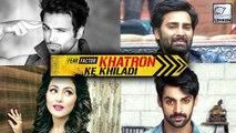 Khatron Ke Khiladi 8 Contestants List Revealed | Manveer Gurjar | Hina Khan