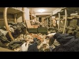 Man Finds Fully-Stocked Bunker Under Lithuanian Factory