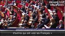 Marion Maréchal-Le Pen se retire : quand elle s'écharpait violemment avec Valls à l'Assemblée