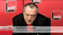 """Paul-Marie Coûteaux : """"Il y a une droite hors les murs qui va prendre le pouvoir contre les appareils."""""""
