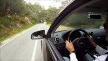 Audi A3 3.2 V6 Quattro DSG..... o meu 23º carro - The Car woqeqwe234ge