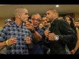 WILFREDO VAZQUEZ JR RETIRES AFTER WAR WITH JUAN MANUEL LOPEZ - EsNews Boxing