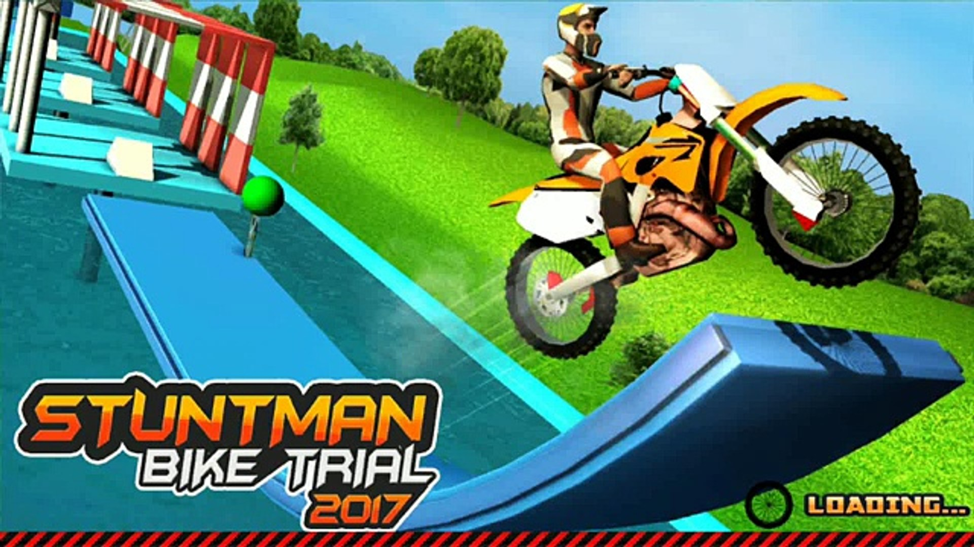 Stuntman Bike Trial 2017 - adventure game by Top TAP Games - Android Gameplay HD | DroidCheat | Andr