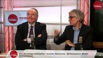 """""""Le parti Républicain a abandonné le corpus du programme de François Fillon"""" Jean-Louis Bourlanges (10/05/2017)"""