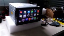 Pumpkin KD Android Headunit Recovery mode update instruction