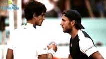 """ATP - Madrid : Pierre-Hugues Herbert : """"Je suis assez fier de moi d'avoir réussi à battre Lucas Pouille"""""""