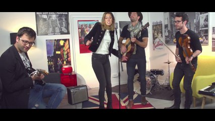 Sia P!nk - Waterfall  (Cover by Fanny Leeb and Tom Leeb ) – COVERS