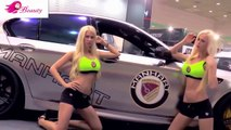 girl and car - Asian girls car shows remix - Number I_89