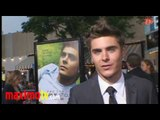 """Zac Efron Interview at """"CHARLIE ST. CLOUD"""" Premiere July 20, 2010"""