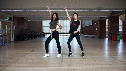 Mina Myoung Light It Up Major Lazor - dance cover