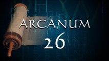 Arcanum eXoterik (26) Was ist die Torah? Was ist der Talmud?