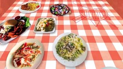 Free meal if you succeed! Banzz takes on the Monster Jjajang challenge! 다먹으면 공짜! SNS에서 핫한 홍대 괴물짜장 밴쯔가 도전하다!