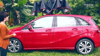 Tech Insider - This car-tent will keep your ride protected...