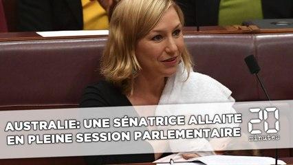 Australie: Une sénatrice allaite en pleine session parlementaire